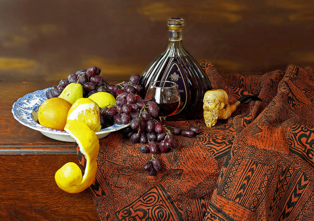 Cognac and Fruit
