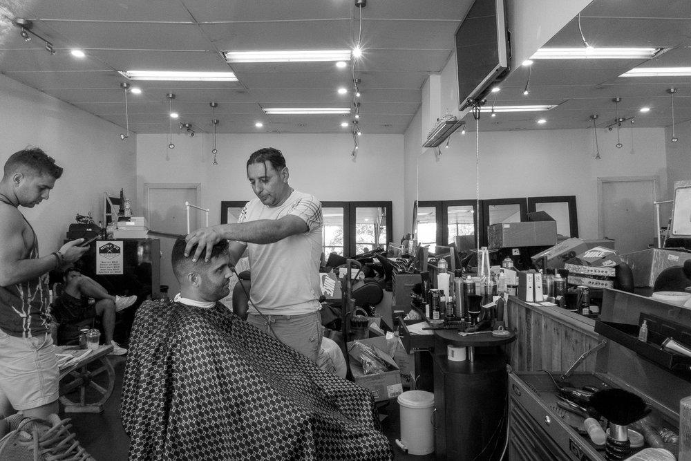 Robert Schaverien - 3.Newtown Haircut.jpg