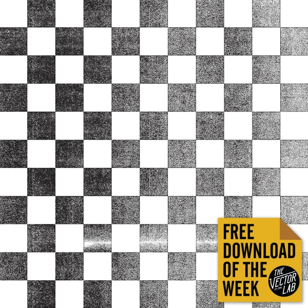 Bad Photocopy Checkerboard and Globes: Free Downloads of the Week ...