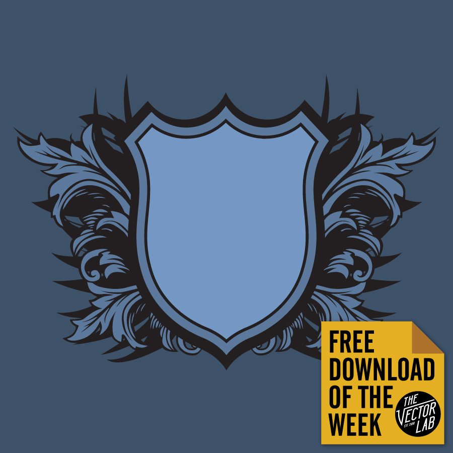 Free-Vector-Crest