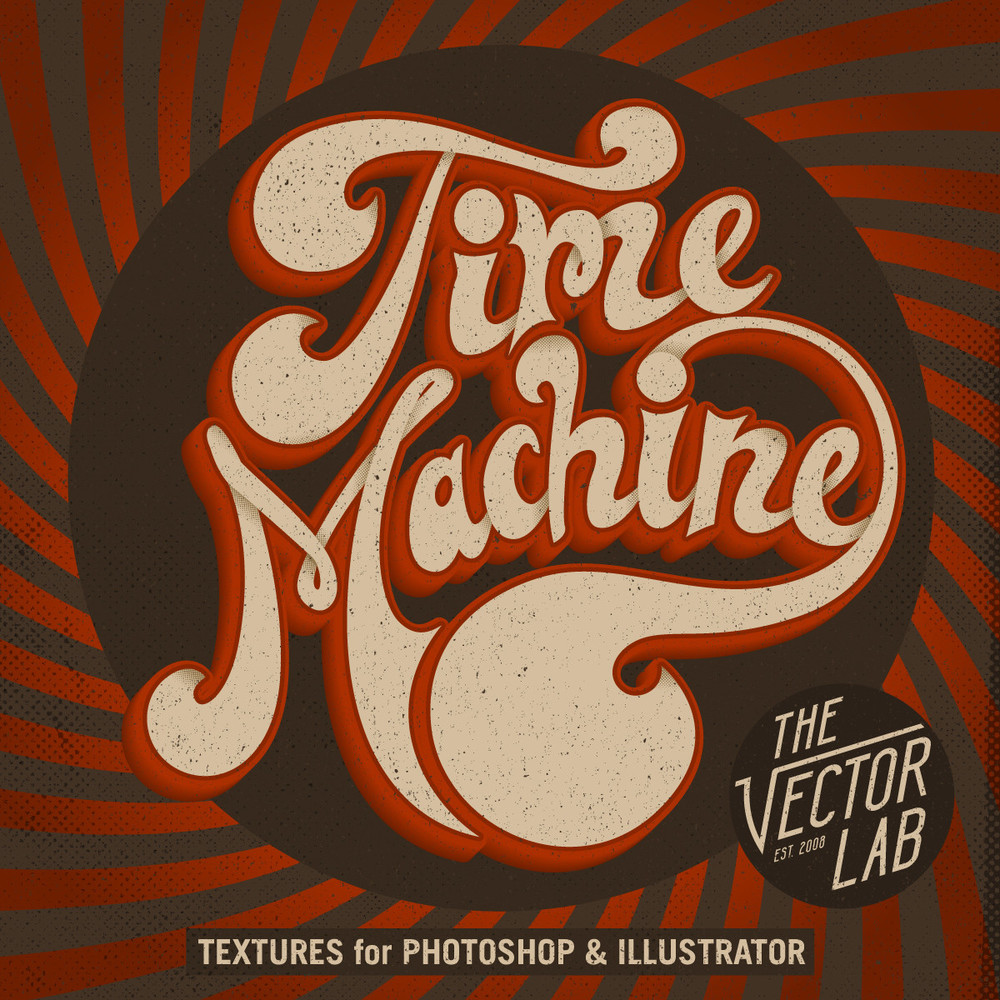 Time Machine Textures