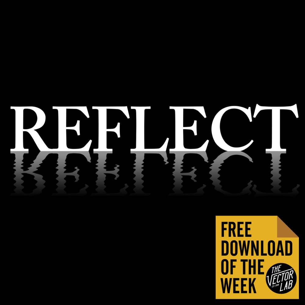Reflect Effect with Photoshop Smart Object