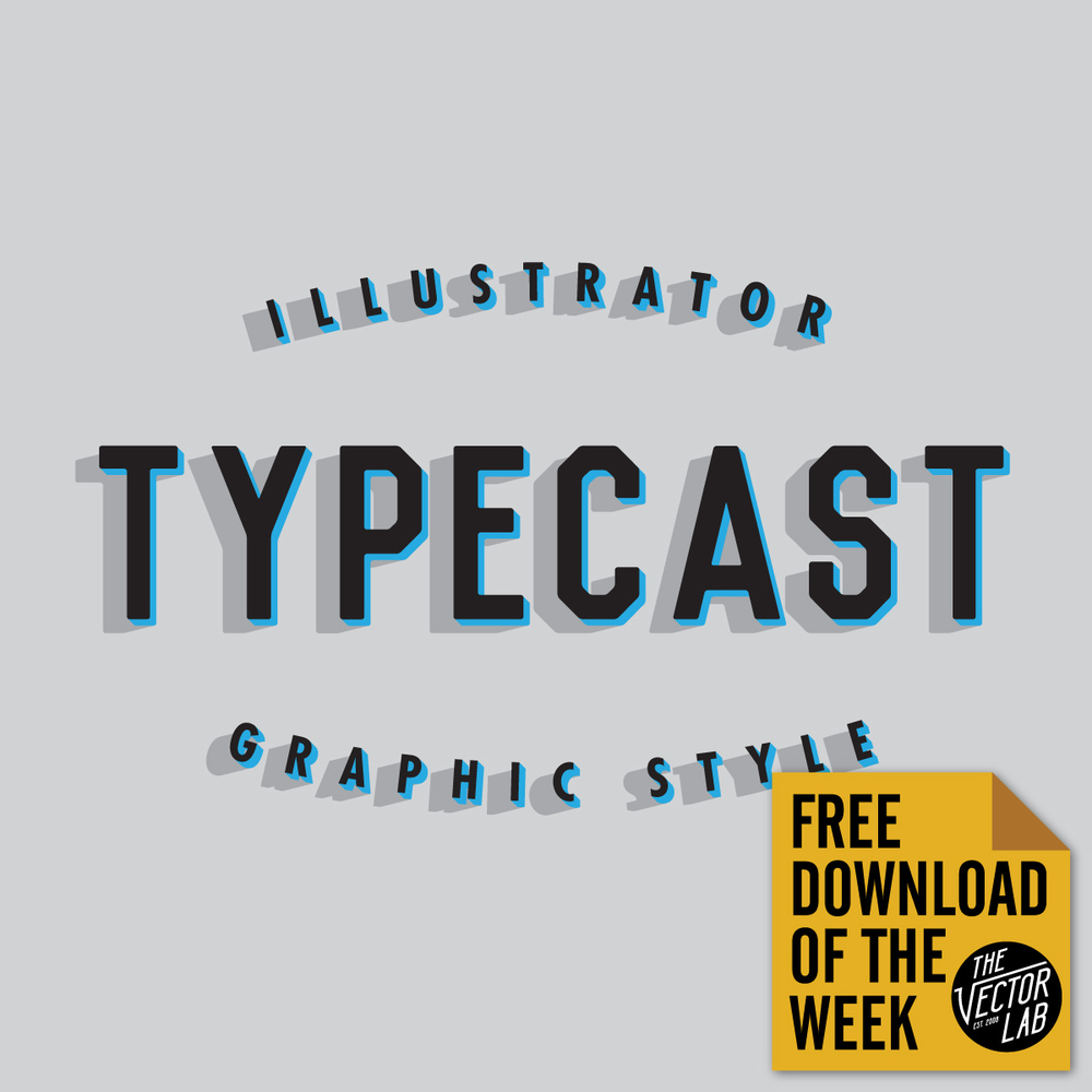 Typecast-Graphic-Style-Illustrator