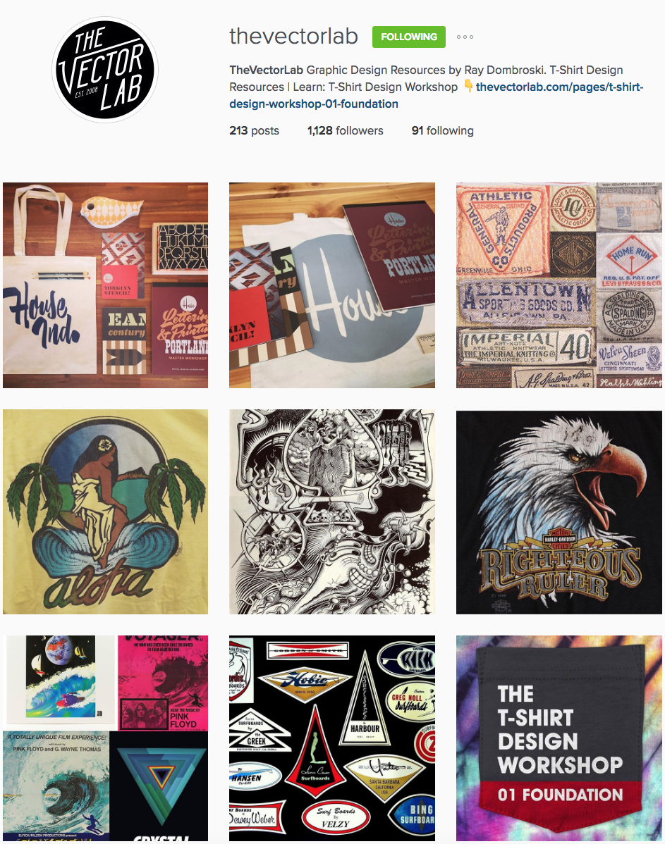 Instagram — Ray Dombroski