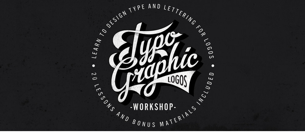 Typographic Logos Workshop