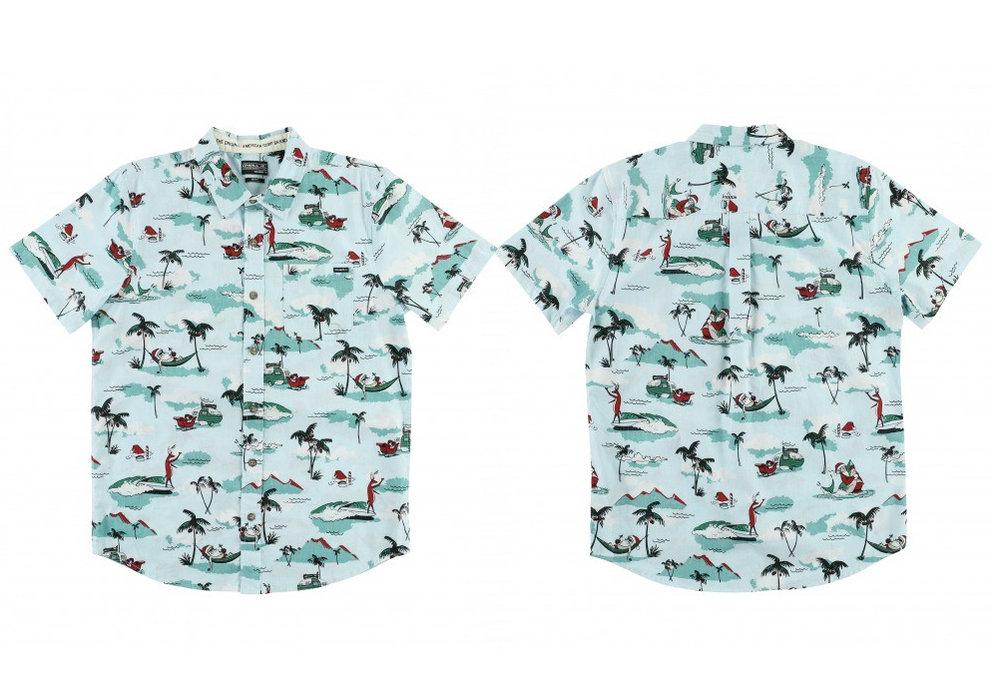 Aloha shirt.