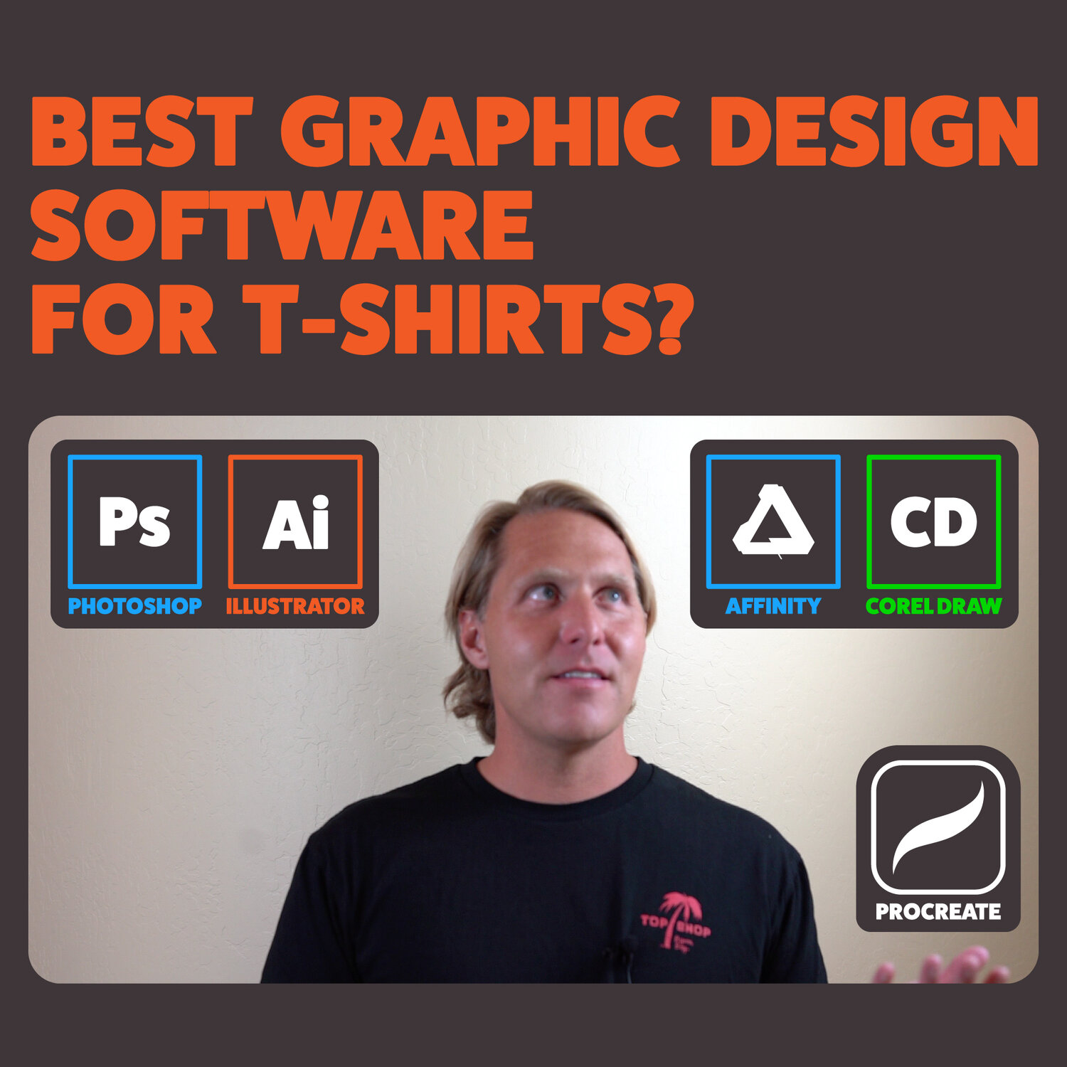 The Best Graphic Design Software For T Shirts Ray Dombroski