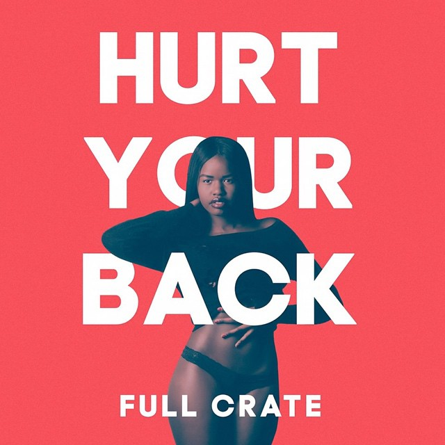 """You probably shouldn't dance this much on a Monday but whatever. Check out """"Hurt Your Back"""" by @fullcrate! https://m.soundcloud.com/fullcrate/full-crate-hurt-your-back #goodmusic #musicmonday #housemusic #outnow #np"""