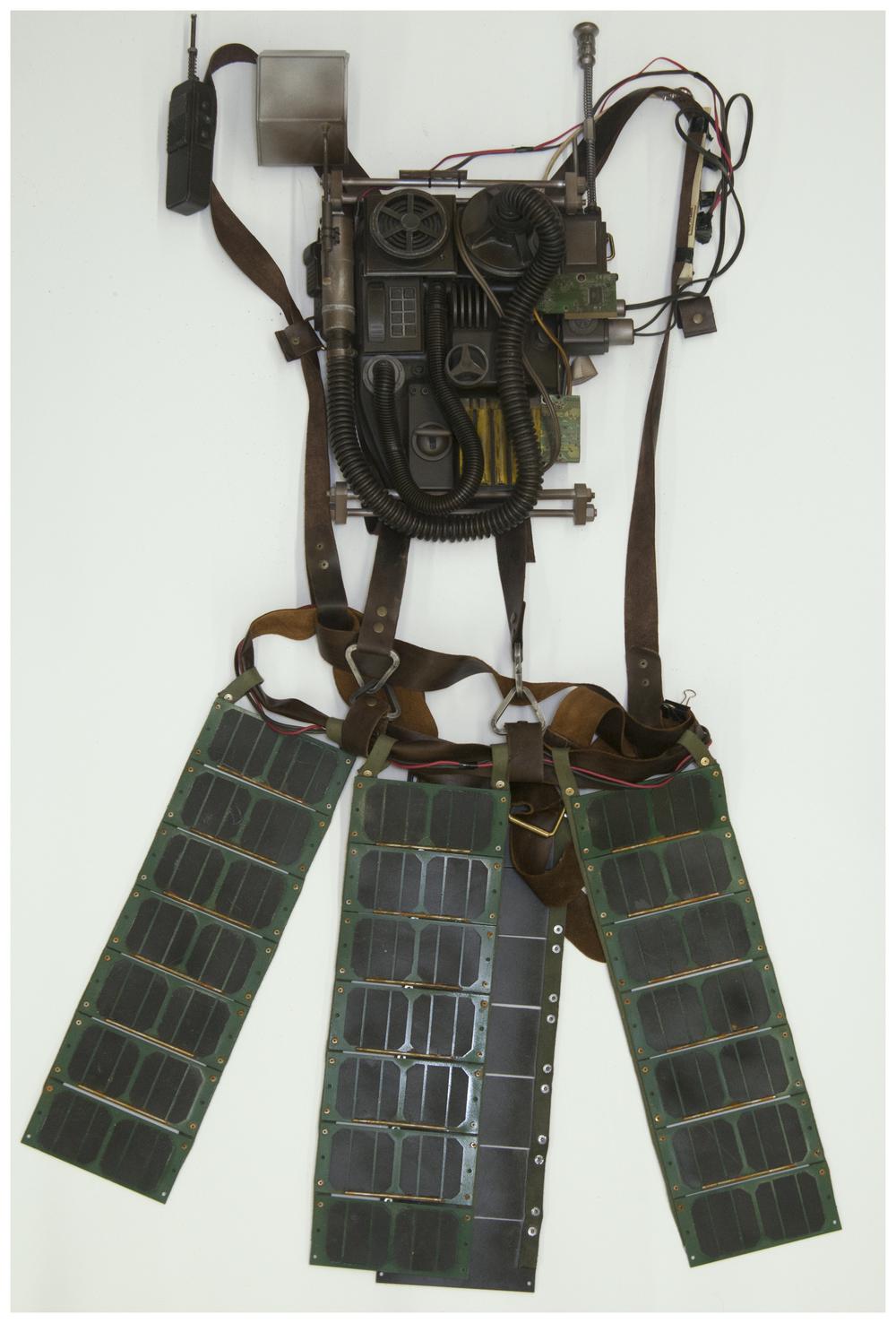 Donatello's backpack