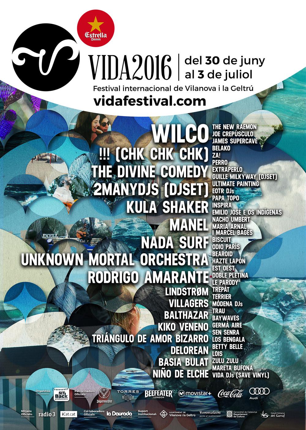 VIDA 2016
