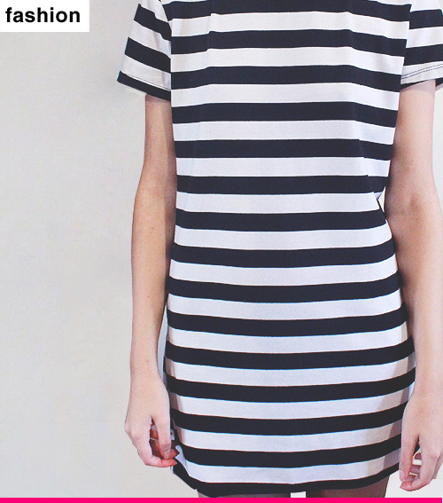 DIY: SHIFT DRESS