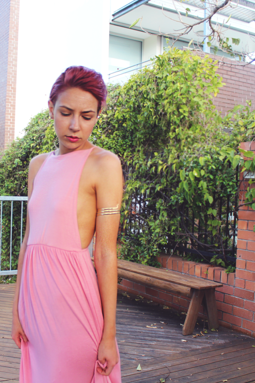 pink-boohoo-maxi-dress