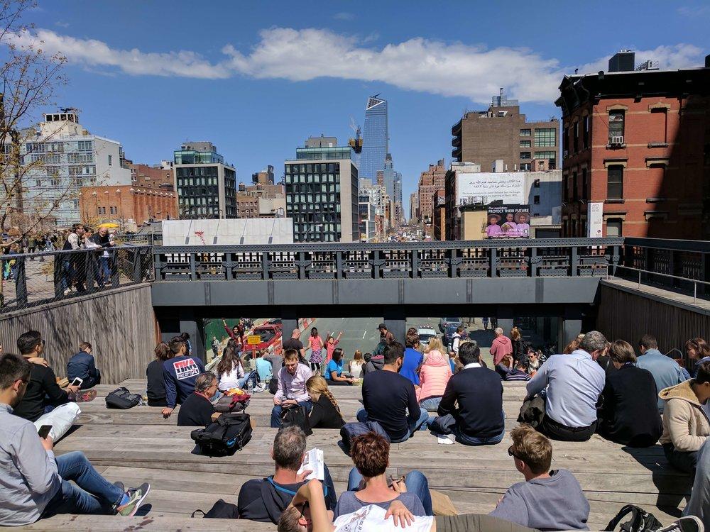 Highline Chelsea Market