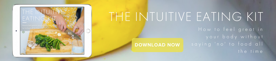 The Intuitive Eating Kit Download Now