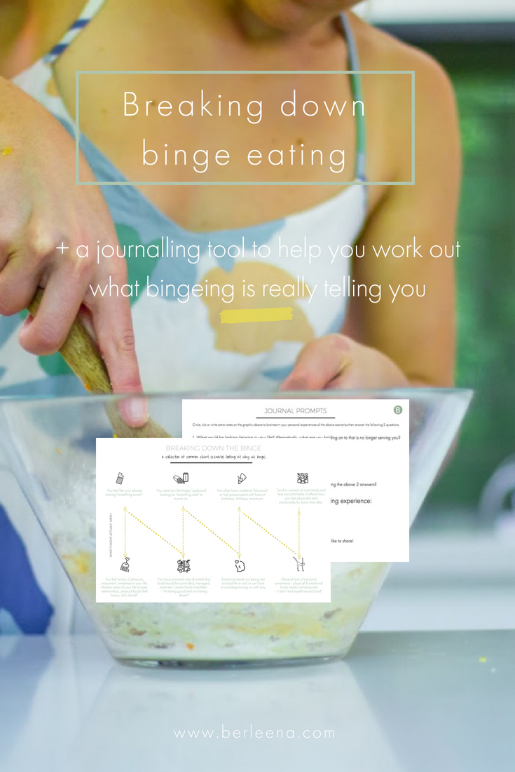 Breaking Down Binge Eating