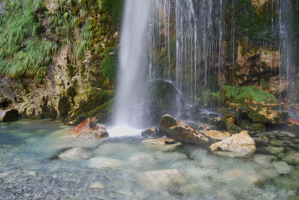 Theth waterfall, Albania, © alketa misja photography