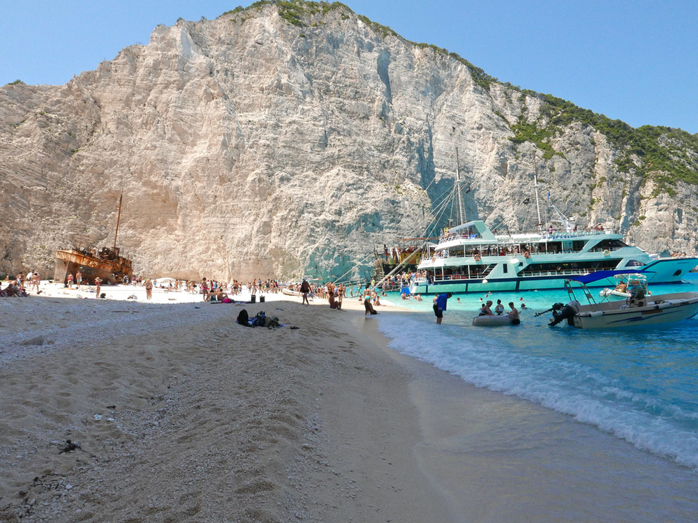 Navagio Shipwreck Zakynthos Greece ©alketamisja photography
