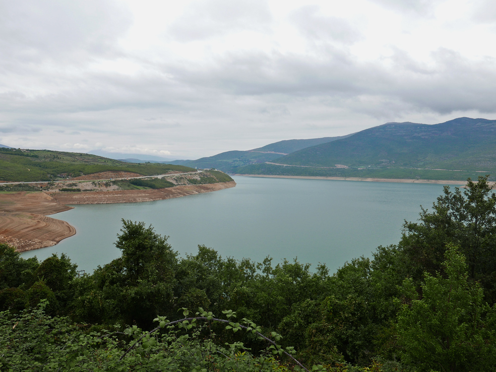 ©alketa misja photography,Kukës Lake, Albania 2015