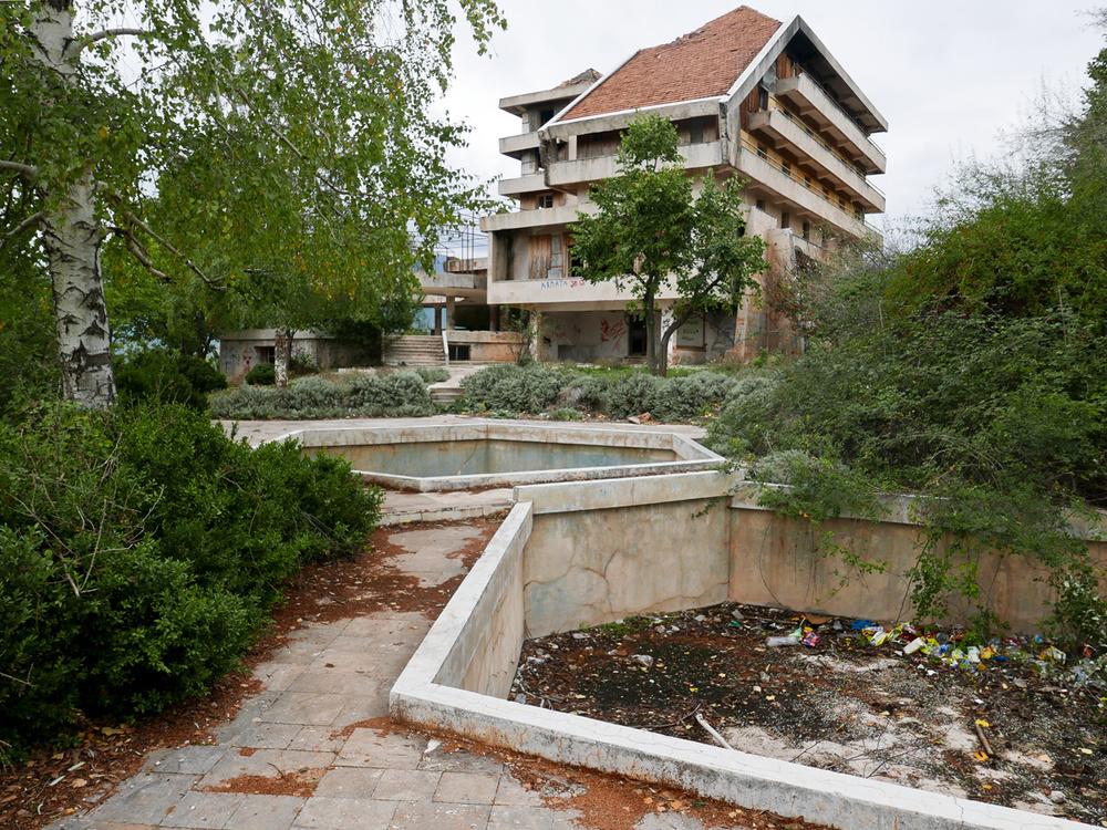 ©alketa misja photography, Old Hotel, Kukës, Albania 2015
