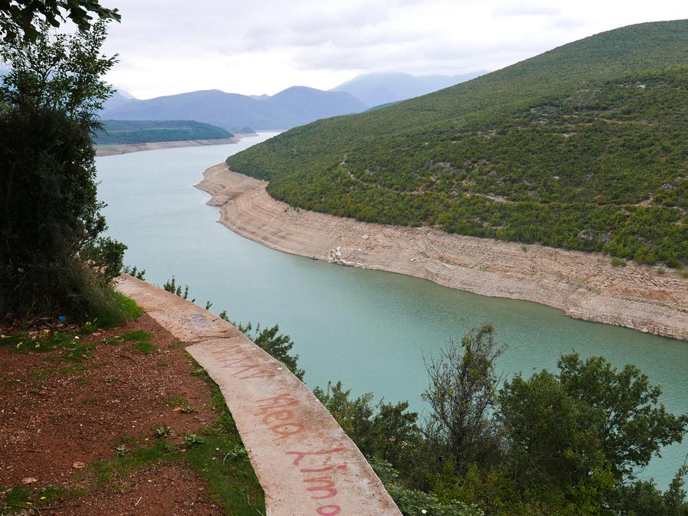 ©alketa misja photography,Kukësi Lake, Albania 2015
