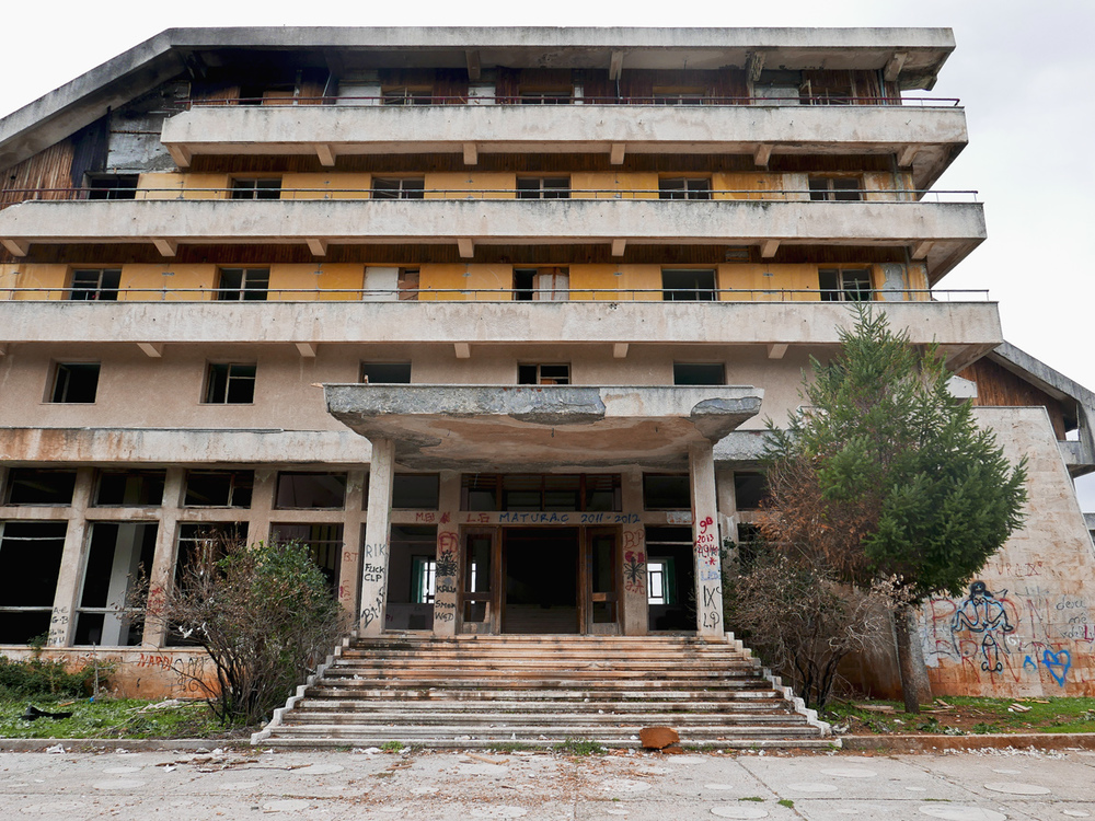 © alketamisja photography, Old Hotel Kukës, Albania 2015