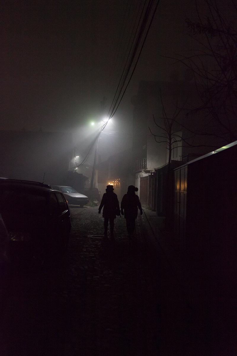 Old Inner Neighbourhood Prishtina, alketamisja photography, december 2015