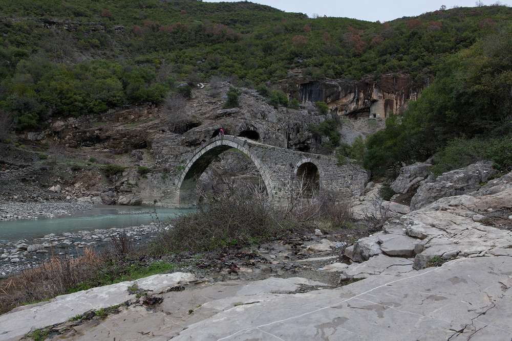 Katiu Bridge, Benje Permet Albania, alketamisja photography, 14 march 2016