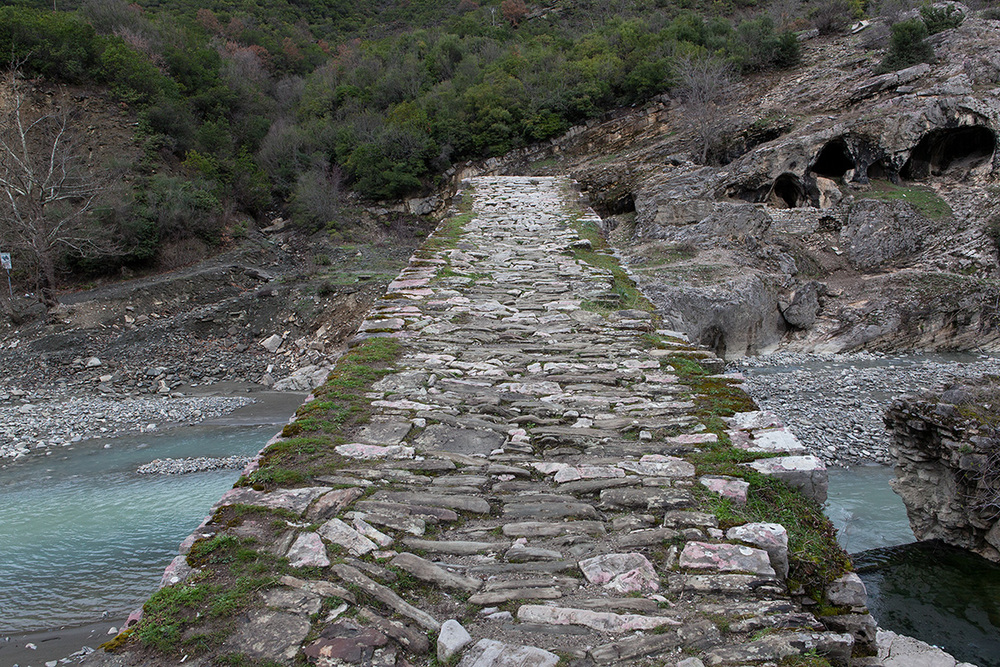 Katiu Bridge, Benje Permet, Albania, alketamisja photography, 14 march 2016