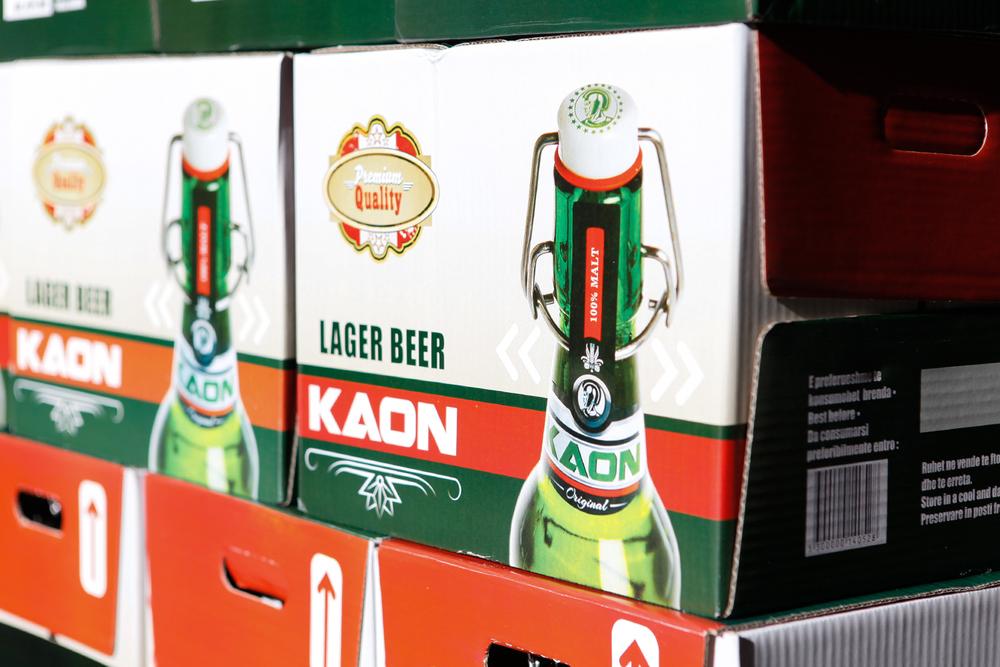 copyright Alketa Misja Photography, 2016, Inside Factory KAON Beer