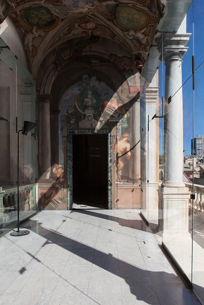 """Palazzo Rosso, museums of Strada Nuova"" copyright Alketa Misja photography"