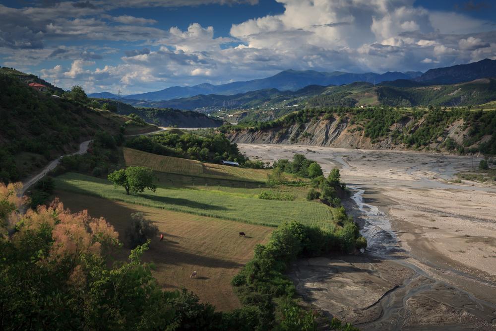 Devolli Valley, Gramsh Albania, 28 May 2017, copyright alketa misja photography