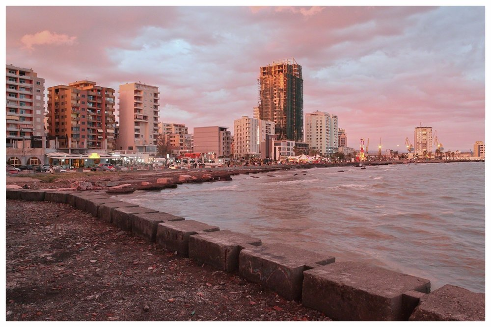 Durres Waterfront, 2013 Albania