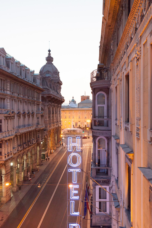 The Historic Centre, Piazza de Ferarri and Via XX Settembre, Genoa, alketamisjaphotography 2016