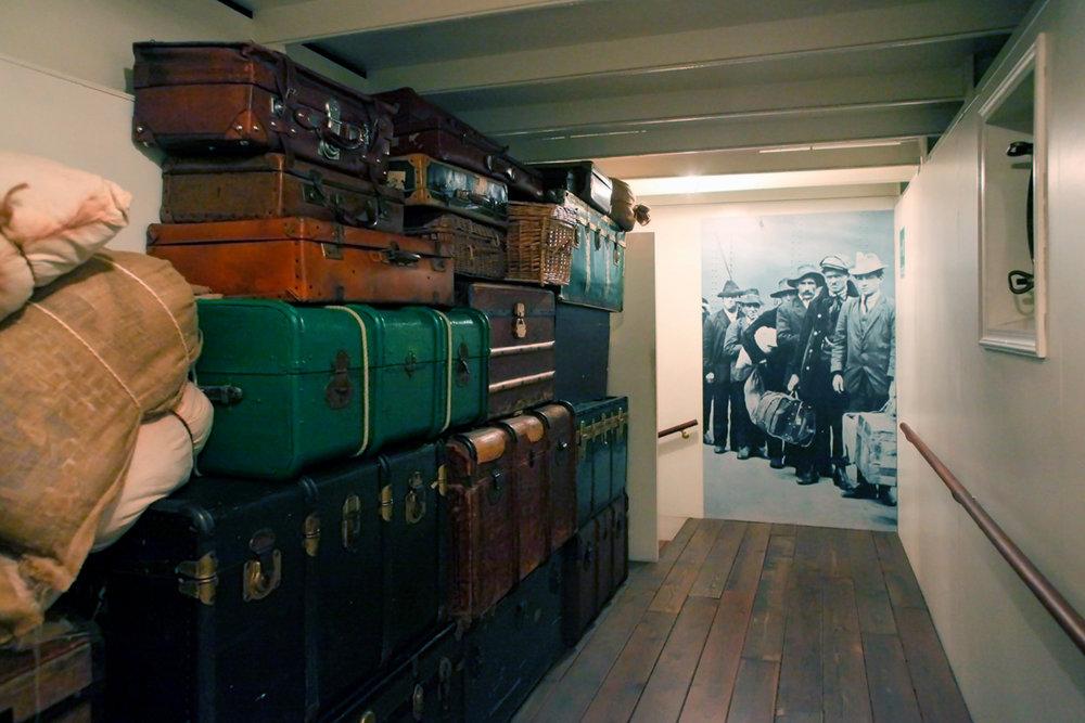 Inside Galata, Museo del Mare, Genoa, alketamisja photography, 2016