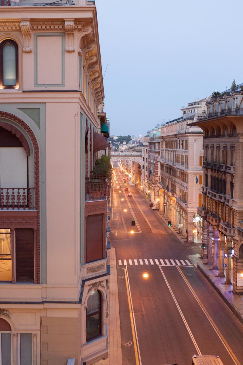 Via XX Settembre , Genoa Italy, alketamisja photography, 2016
