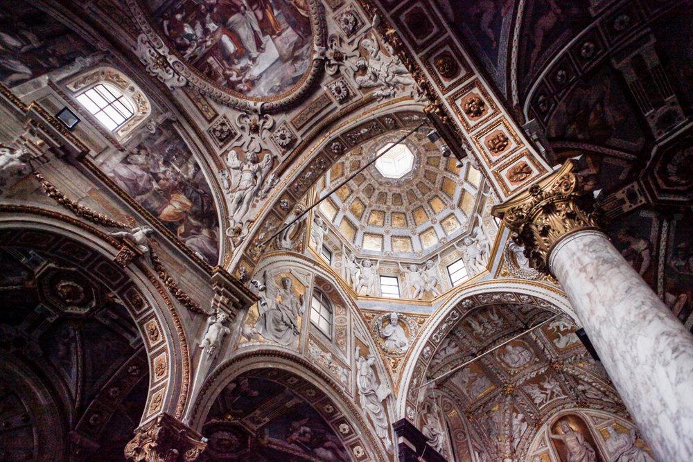 Chiesa di San Matteo, Genoa Italy, alketamisja photography 2016