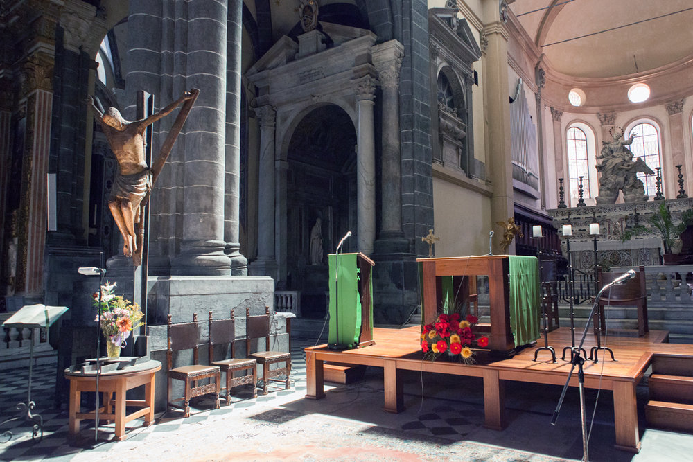 Chiesa San Maria di Castello, Genoa Italy, alketamisja photography 2016