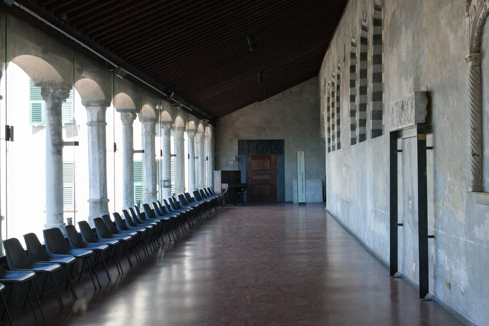 Monastery of Chiesa San Maria di Castello, Genoa Italy, alketamisja photography 2016