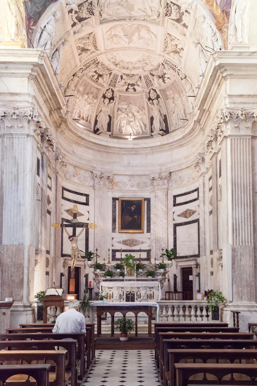 Chiesa di San Pietro in Piazza Banchi, Genoa Italy, alketamisja photography 2016