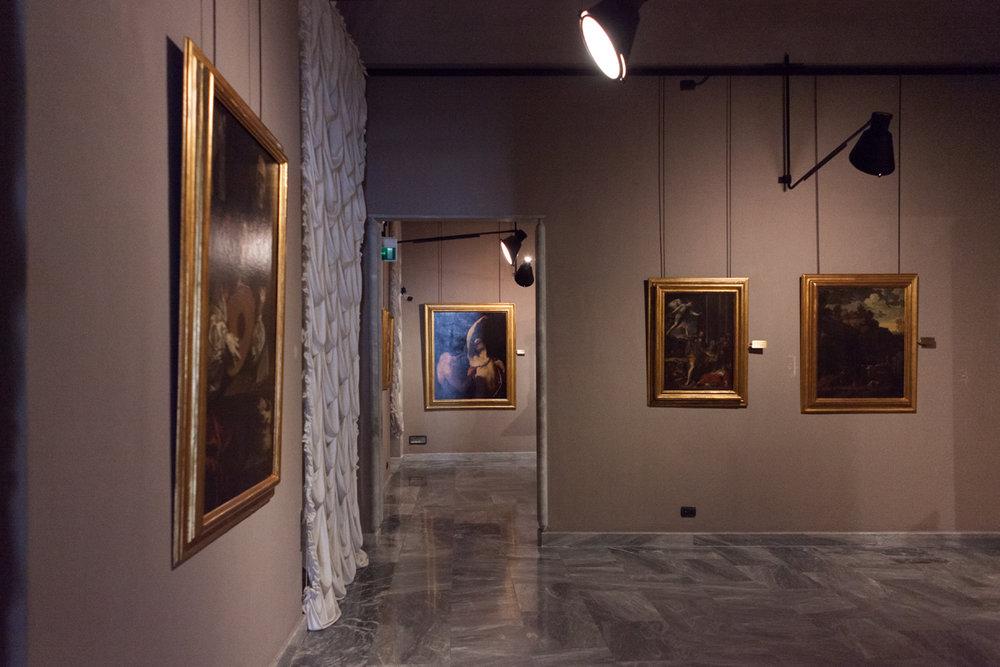 Palazzo Rosso, Musei di Strada Nuova, Genoa Italy, alketamisja photography 2016