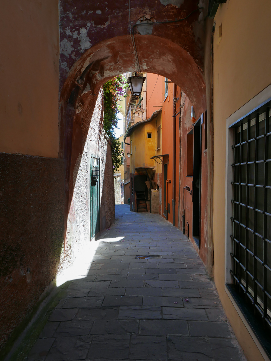 Street in Portofino Italy, alketamisja photography 2016