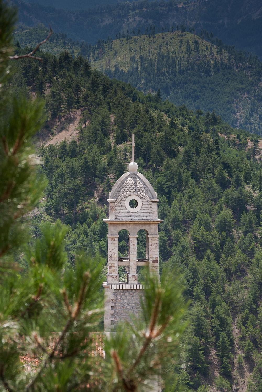 Abbey of Oroshit, Church of Saint Alexander, Grykë Orosh Mirditë, © alketa misja photography 2008