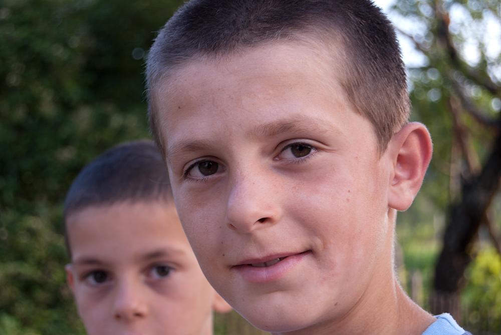 Portrait of a Boy, Orosh Mirditë, © alketa misja photography 2008