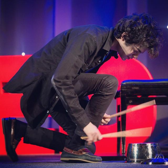 Ruckus TEDGlobal Brazil, 2014