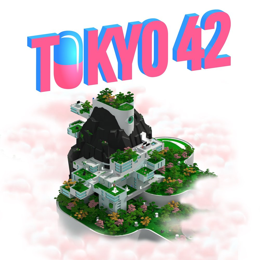 Tokyo 42 - Part II [Original Game Soundtrack] by Beat Vince _ Artwork.jpg