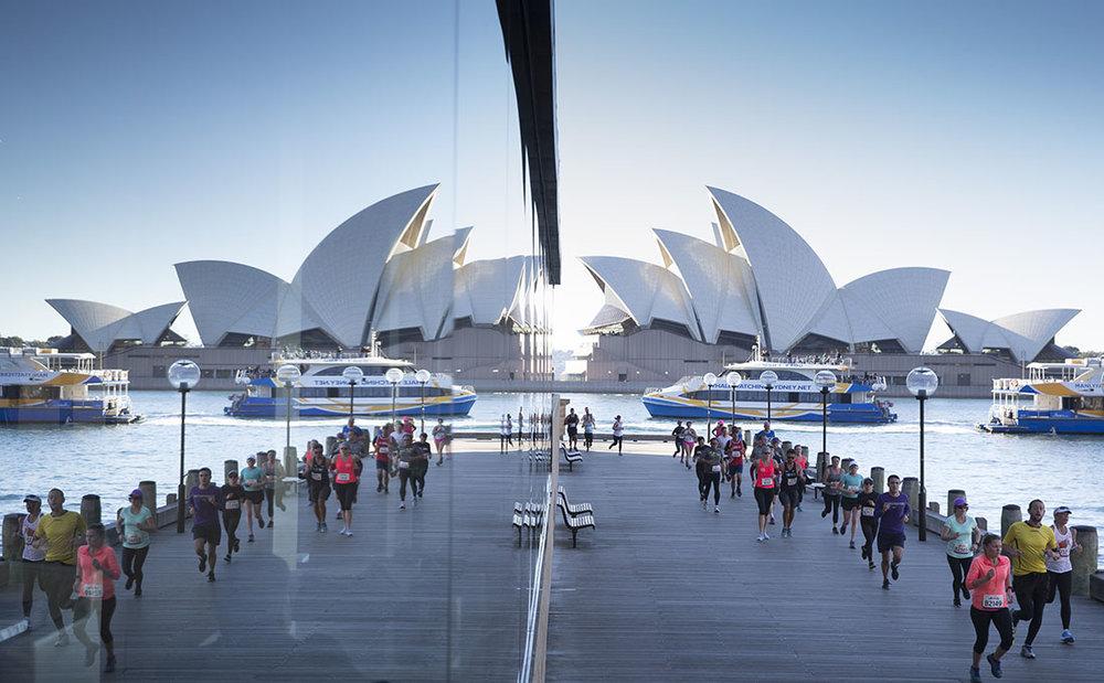 Sydney Harbour 10k & 5k