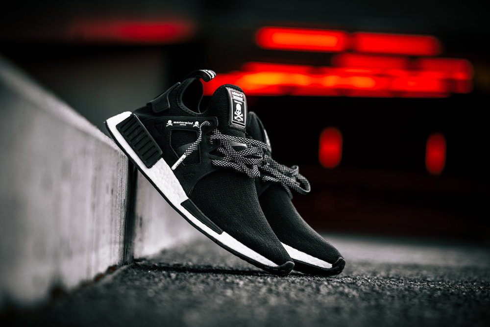SOLEBOX PRESENTS: MASTERMIND X ADIDAS NMD XR1