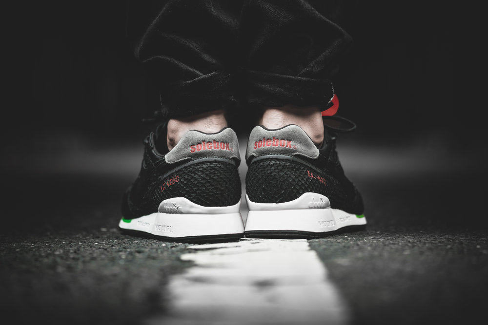 SOLEBOX COLLABORATES WITH DIADORA