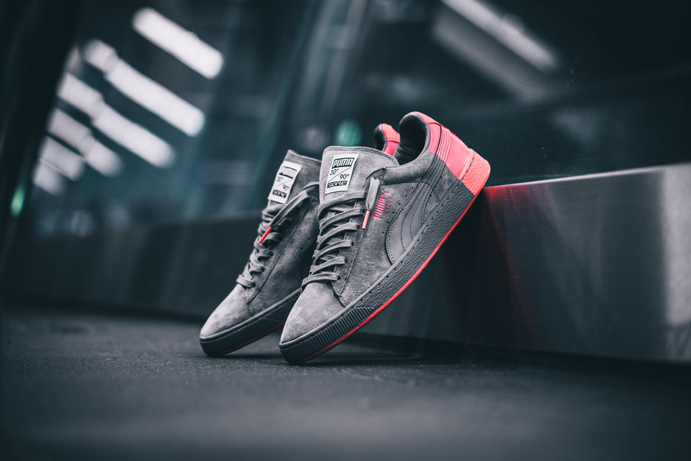 GIFTED PAIR BY PUMA