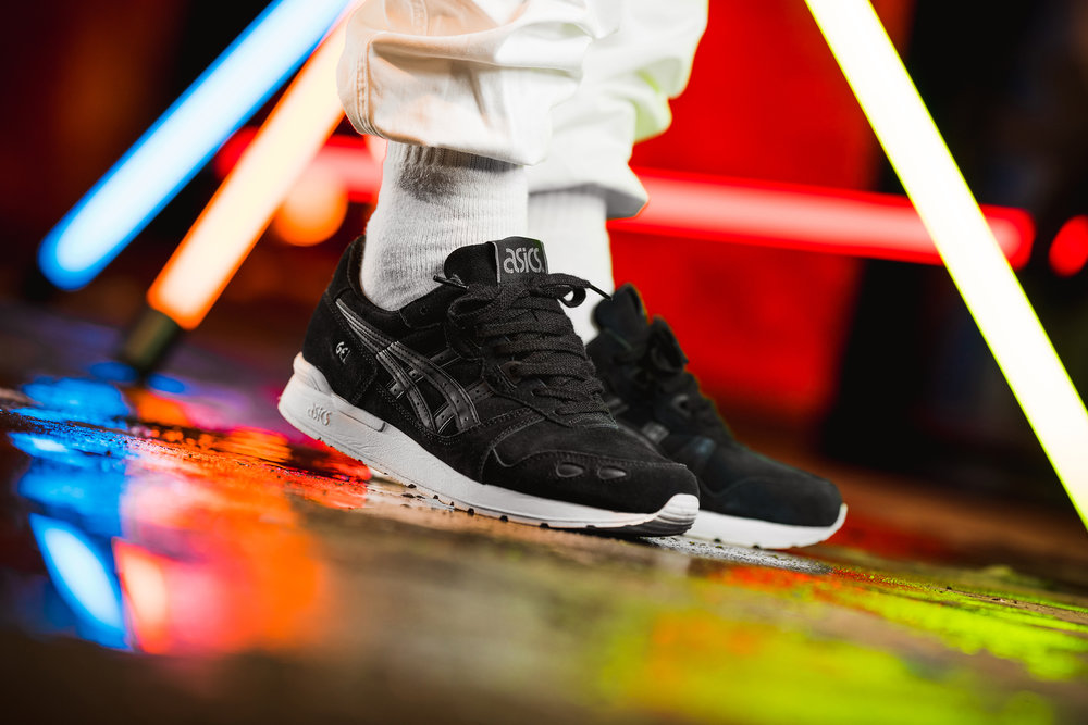 ASICS: RETURN OF GEL LYTE